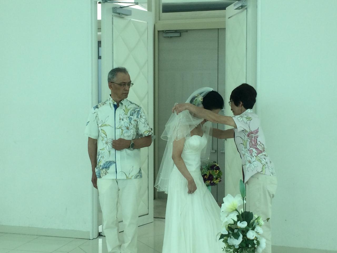 かりゆしウェディング フォトライブラリー 003  石川県 S.O様