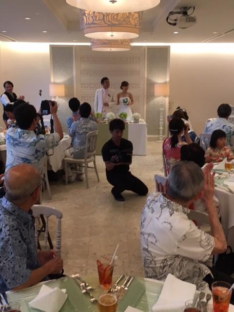 かりゆしウェディング フォトライブラリー 012 東京都 kariyusilove様