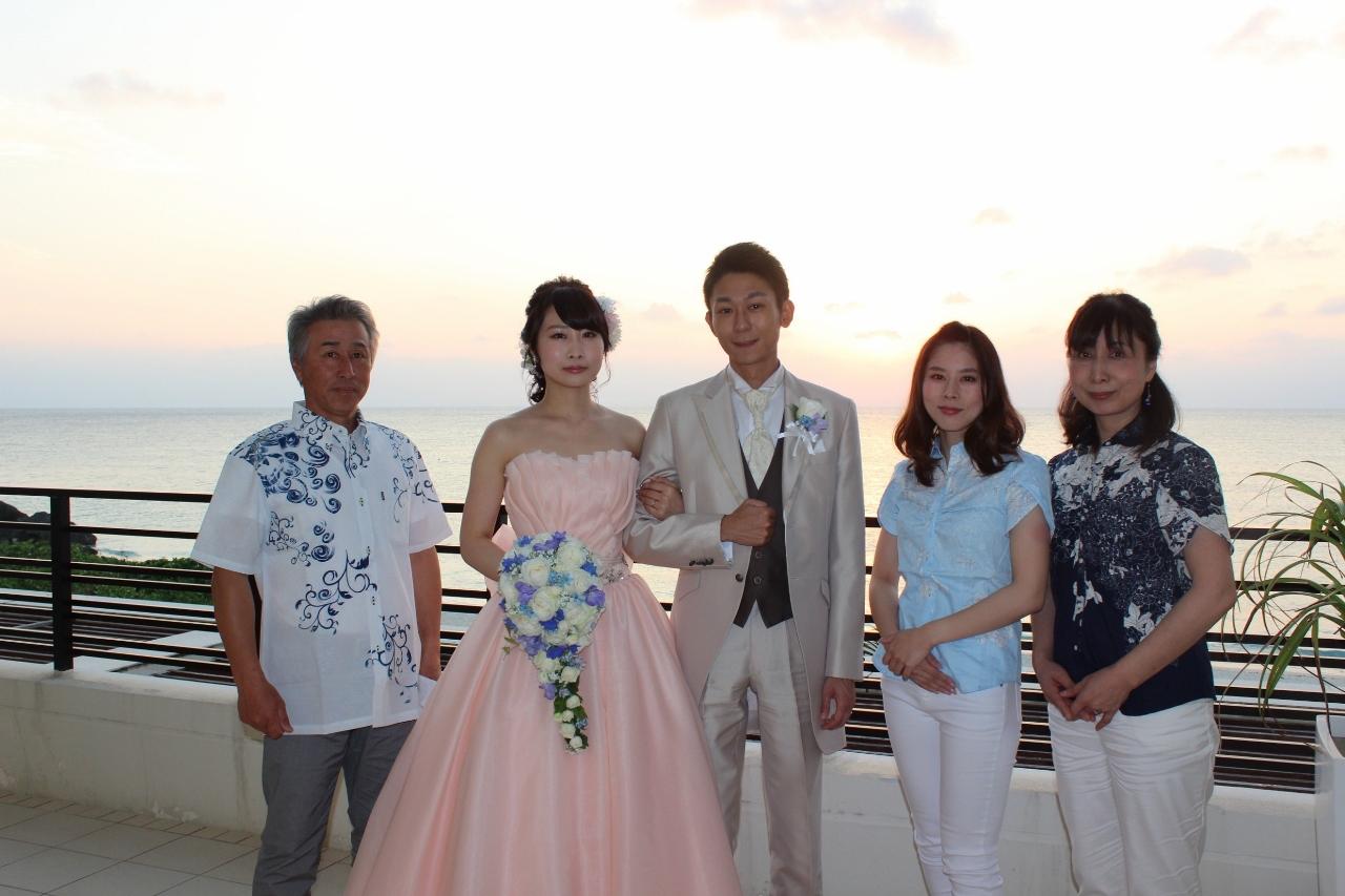 かりゆしウェディング フォトライブラリー 036 石川県 モリママ様