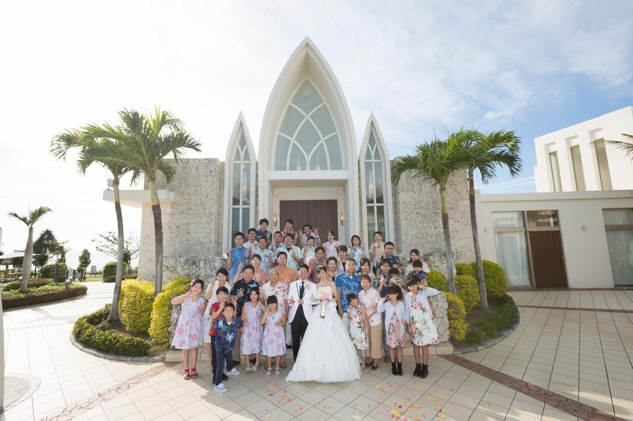 かりゆしウェディング フォトライブラリー 038 埼玉県 きんちゃん様