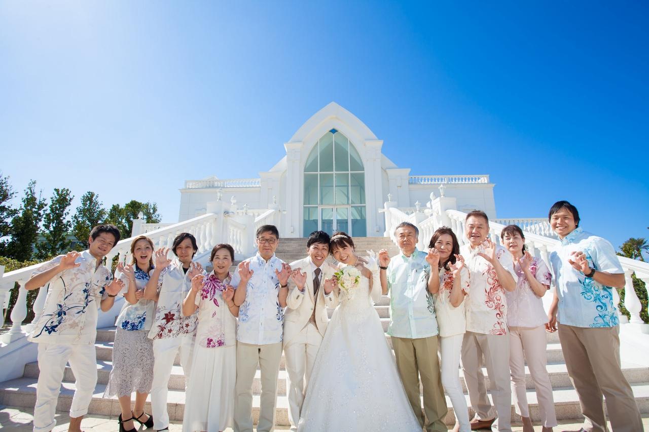 かりゆしウェディング フォトライブラリー 041 滋賀県 DANIX様