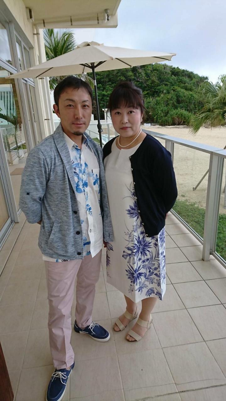 かりゆしウェディング フォトライブラリー 044 岐阜県 青い薔薇様