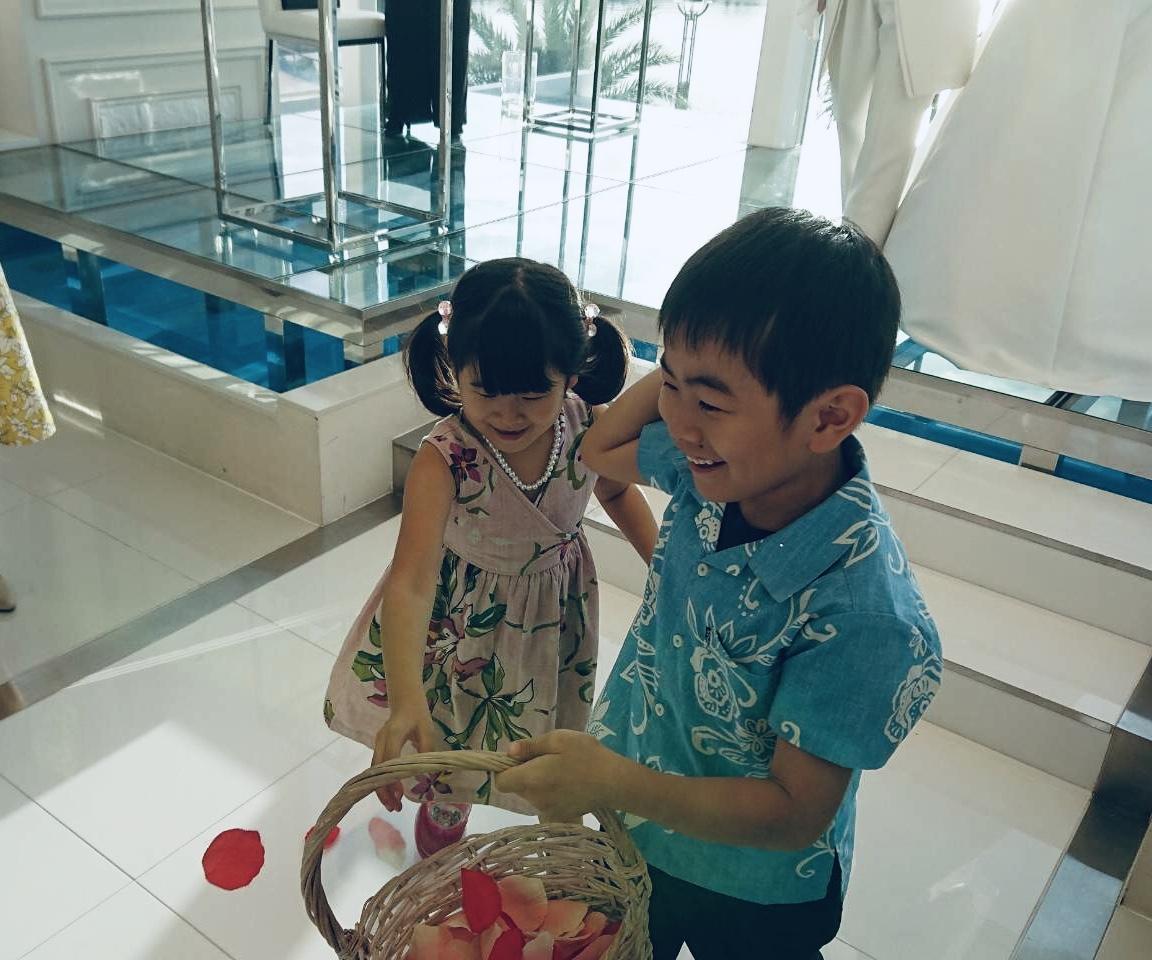 かりゆしウェディング フォトライブラリー 074 沖縄県 けい 様