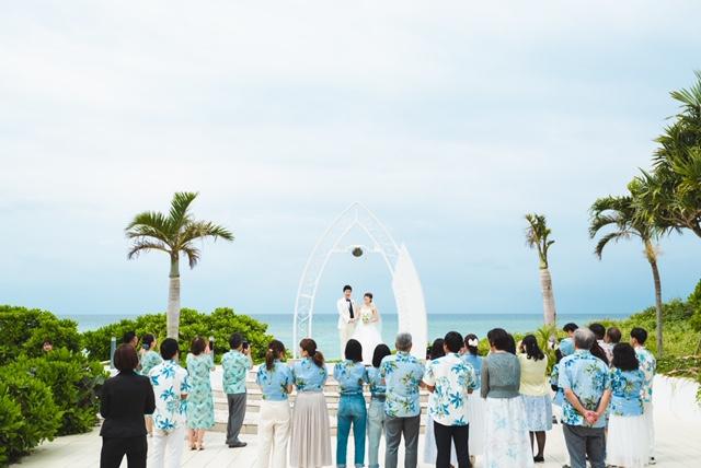 かりゆしウェディング フォトライブラリー 077 愛知県 沖縄大好き女子様